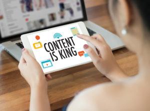 Content marketing Boston